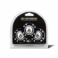 Purdue Boilermakers Golf Chip Ball Markers