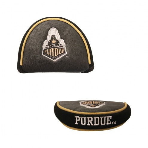 Purdue Boilermakers Golf Mallet Putter Cover