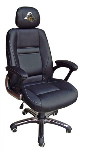 Purdue Boilermakers Head Coach Office Chair