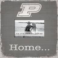 Purdue Boilermakers Home Picture Frame