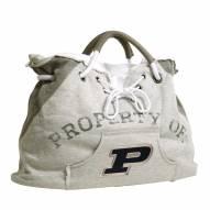 Purdue Boilermakers Hoodie Tote Bag