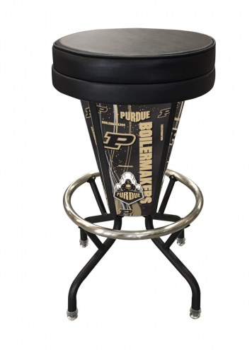 Purdue Boilermakers Indoor Lighted Bar Stool