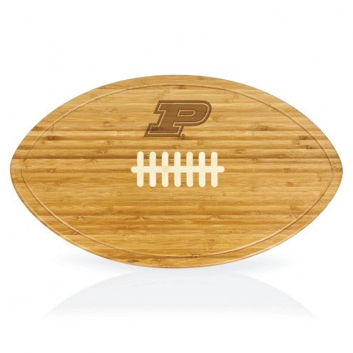 Purdue Boilermakers Kickoff Cutting Board