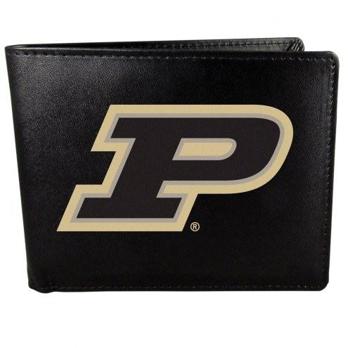 Purdue Boilermakers Large Logo Bi-fold Wallet