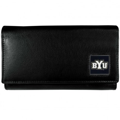 Purdue Boilermakers Leather Women's Wallet