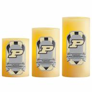 Purdue Boilermakers LED Light Candle Set