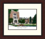 Purdue Boilermakers Legacy Alumnus Framed Lithograph