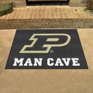 Purdue Boilermakers Man Cave All-Star Rug