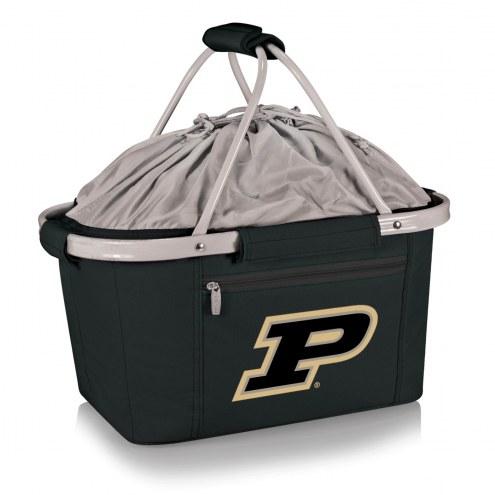Purdue Boilermakers Metro Picnic Basket