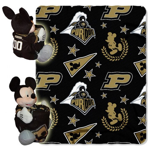Purdue Boilermakers Mickey Mouse Hugger