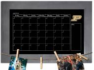 Purdue Boilermakers Monthly Chalkboard with Frame