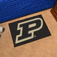 Purdue Boilermakers NCAA Starter Rug