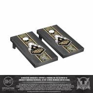 Purdue Boilermakers Operation Hat Trick Stained Cornhole Game Set