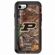Purdue Boilermakers OtterBox iPhone 8/7 Defender Realtree Camo Case
