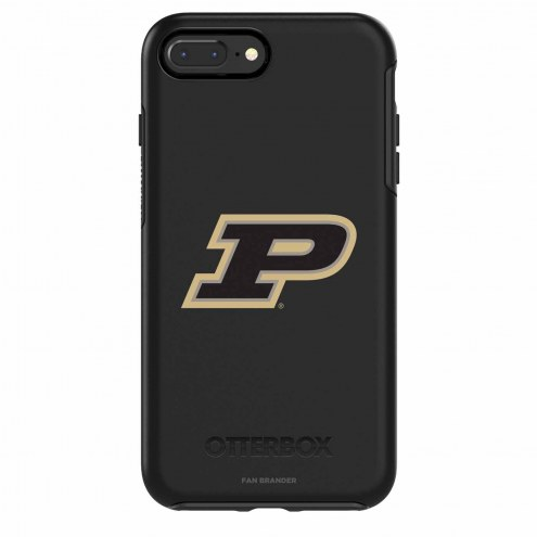 Purdue Boilermakers OtterBox iPhone 8/7 Symmetry Black Case