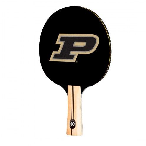 Purdue Boilermakers Ping Pong Paddle