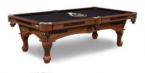 Purdue Boilermakers Pool Table