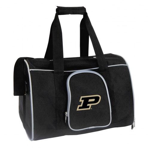 Purdue Boilermakers Premium Pet Carrier Bag