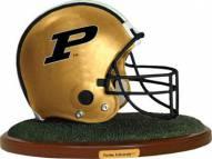 Purdue Boilermakers Collectible Football Helmet Figurine