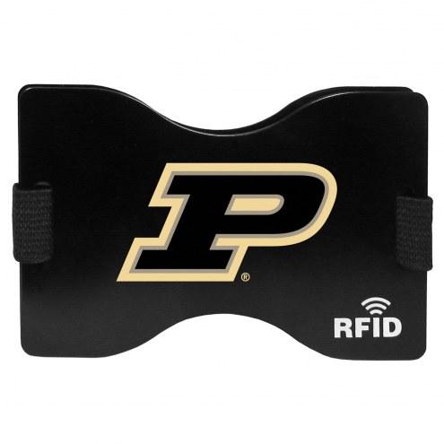 Purdue Boilermakers RFID Wallet