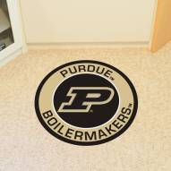 Purdue Boilermakers Rounded Mat