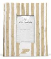 Purdue Boilermakers School Stripes Picture Frame
