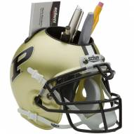 Purdue Boilermakers Schutt Football Helmet Desk Caddy