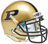 Purdue Boilermakers Schutt Mini Football Helmet
