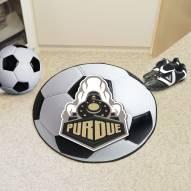 Purdue Boilermakers Soccer Ball Mat