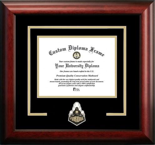Purdue Boilermakers Spirit Diploma Frame