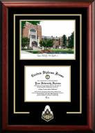 Purdue Boilermakers Spirit Graduate Diploma Frame