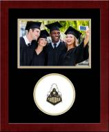 Purdue Boilermakers Spirit Horizontal Photo Frame