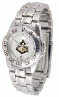 Purdue Boilermakers Sport Steel Women's Watch