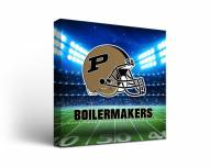Purdue Boilermakers Stadium Canvas Wall Art