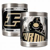 Purdue Boilermakers Stainless Steel Hi-Def Coozie Set