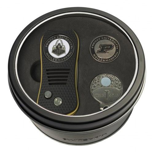 Purdue Boilermakers Switchfix Golf Divot Tool, Hat Clip, & Ball Marker
