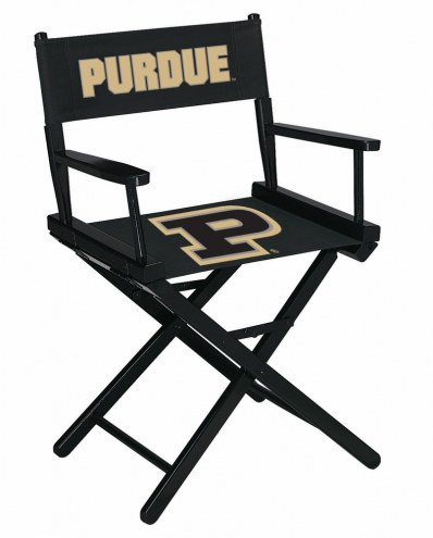 Purdue Boilermakers Table Height Director's Chair