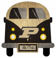 Purdue Boilermakers Team Bus Sign