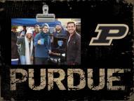 Purdue Boilermakers Team Name Clip Frame
