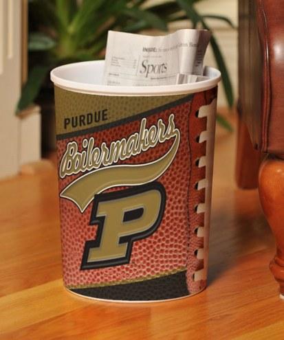 Purdue Boilermakers Trash Can