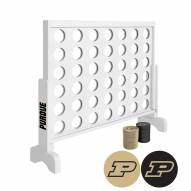 Purdue Boilermakers Victory Connect 4