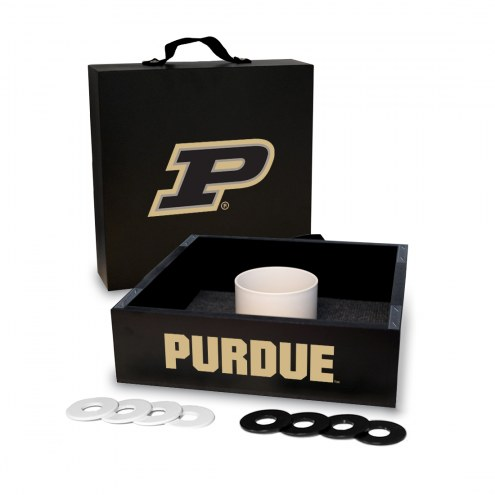 Purdue Boilermakers Washer Toss Game Set