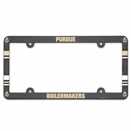 Purdue Boilermakers License Plate Frame