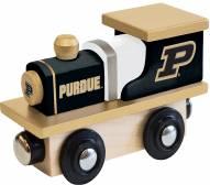 Purdue Boilermakers Wood Toy Train