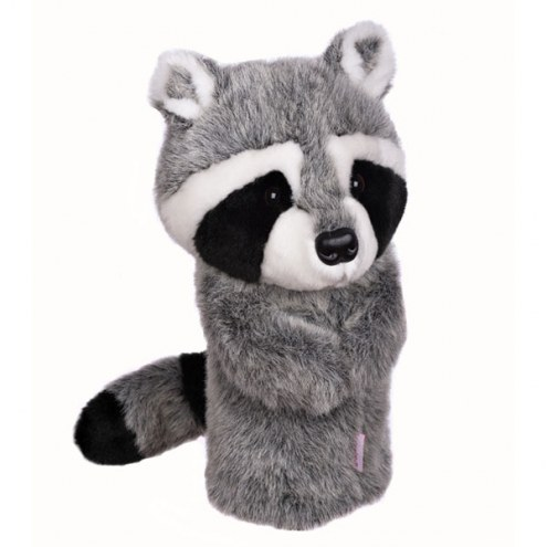 Raccoon Oversized Animal Golf Club Headcover