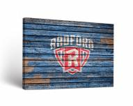 Radford Highlanders Weathered Canvas Wall Art
