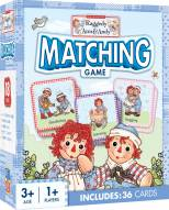 Raggedy Ann & Andy Matching Game