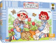Raggedy Ann & Andy Picnic Friends 60 Piece Puzzle
