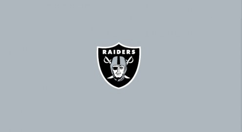 Oakland Raiders NFL Team Logo Billiard Cloth