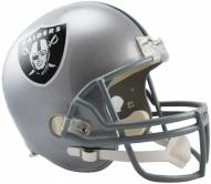 Riddell Las Vegas Raiders Deluxe Collectible NFL Football Helmet